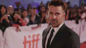 Colin Farrell had tattoos removed to avoid extra time in make-up chair [Video]