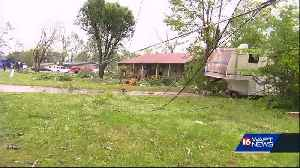 Scott County hit hard by storms [Video]