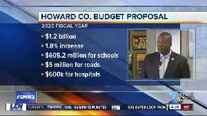 Howard County releases 2020 fiscal year budget [Video]