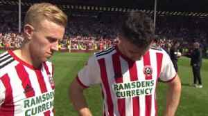 Blades ecstatic with key win [Video]