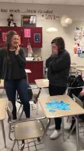 Student's special promposal at Canal Fulton high school goes viral [Video]