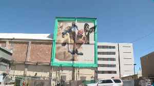 The making of a mural: what's in the works in downtown Tucson [Video]