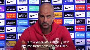 Guardiola: I cannot control Liverpool in the title race [Video]