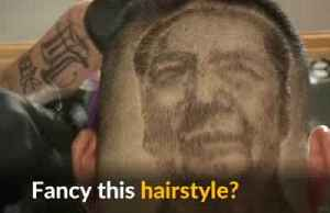 Chinese barber makes heads turn with hair art [Video]