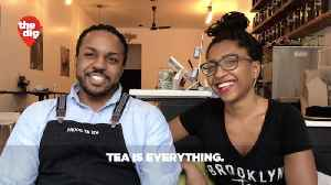 'Tea Is Everything' For Couple Behind Bed-Stuy Sanctuary Brooklyn Tea [Video]