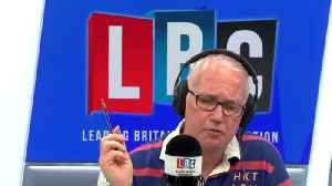Chairman Of Met Police Federation Defends Police Reaction To Protests [Video]