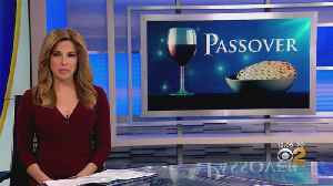 Passover Celebrations Begin At Sunset
