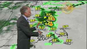 WBZ Midday Forecast For April 19 [Video]