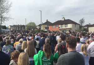 Politicial Leaders Pay Tribute to Slain Journalist at Derry Vigil [Video]
