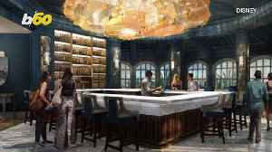 A 'Beauty and the Beast'-Inspired Bar and Lounge Is Coming Soon! [Video]