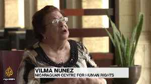 Fleeing poverty and persecution, Nicaraguans seek better lives [Video]