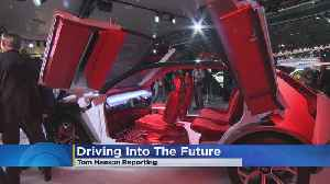 News video: Concept Cars Revealed At The New York International Auto Show