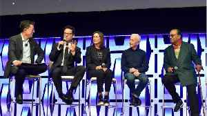 JJ Abrams Teases 'There's More to the Story' About Rey's Parents [Video]