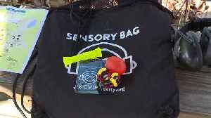 Zoo Adds 'Sensory Bags' to Help Guests With Sensory Processing Disorders [Video]