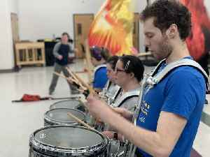 Special Needs Drum Corps To Compete At World Championships [Video]