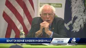 Sen. Bernie Sanders visits the Upstate [Video]