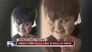 Missing 14-year-old Carroll County boy found dead after days of searching, authorities say [Video]