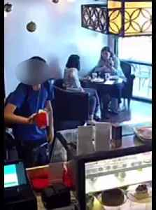 Caught on Camera: Juvenile steals tip jar from south west Vegas business [Video]