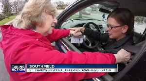 News video: Church offers drive through prayers for Good Friday