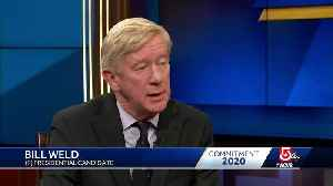 GOP presidential hopeful Bill Weld on Mueller report: 'I was horrified' [Video]