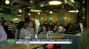 Punch Bowl Social in the 'Deer District' hosting watch party for playoffs [Video]
