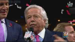 Police Don't Believe Reports Of Leaked Robert Kraft Video [Video]