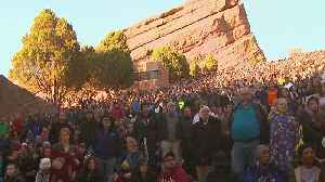 4 Things To Do This Weekend: Red Rocks Easter Sunrise Service [Video]