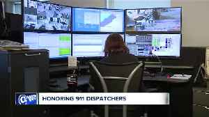 Local dispatchers honored for their difficult jobs this week [Video]