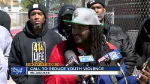 Father of daughters shot Thursday makes plea to community to stop the violence [Video]
