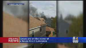 Fire Destroys Home Impacted By Merrimack Valley Explosions [Video]