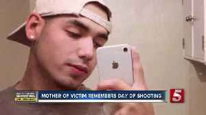 Mother of Waffle House shooting victim still sends texts nearly a year after his death [Video]