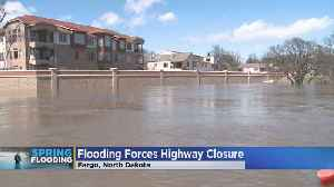 Fargo's Flooding Is Making It Tough For Some Minnesotans [Video]