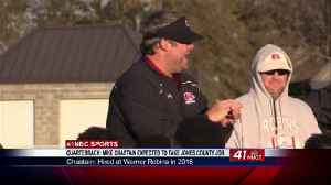 Warner Robins coach Mike Chastain leaving for Jones County, pending board approval [Video]