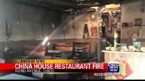 Chico Fire responds to restaurant fire that leaves significant damage [Video]