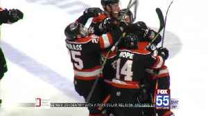 Komets Hoping to Ride Momentum into Game Four [Video]