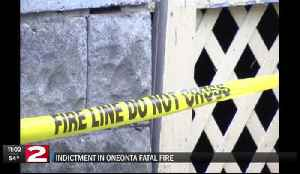 Indictment in fatal Oneonta fire [Video]