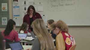 2019 Golden Apple - Cindy Aubuchon [Video]