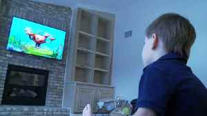 VIDEO TV in kid's room: A bad idea [Video]