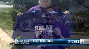Local student raises money for cancer research [Video]