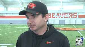 Web Extra: Jonathan Smith on practice format ahead of Spring Game (4/19/19 [Video]
