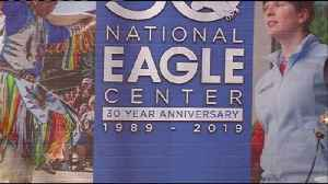 National Eagle Center expansion provides new collection [Video]