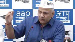 News video: Manish Sisodia held a press confrence on AAP Congress alliance in Delhi | Oneindia News
