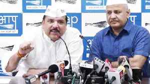 Manish Sisodia held a press confrence on AAP Congress alliance in Delhi | Oneindia News [Video]