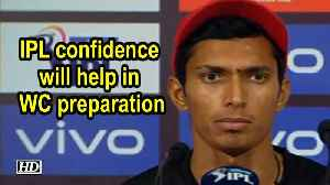 IPL 2019 | IPL confidence will help in WC preparation: Saini [Video]