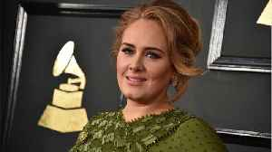 Adele And Her Husband Split [Video]