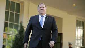 News video: Pompeo Says He'll Remain As Negotiator With North Korea