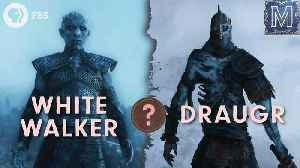 Are White Walkers Really Nordic Zombies? [Video]