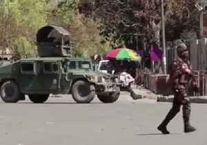 Gunfire Heard as Attackers Target Communications Ministry in Kabul [Video]