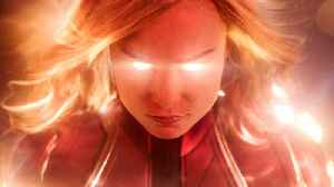 Marvel Super-Fan Breaks World Record, Sees 'Captain Marvel' 116 Times [Video]