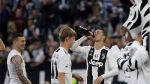 Juventus Wins 8th Straight Title [Video]